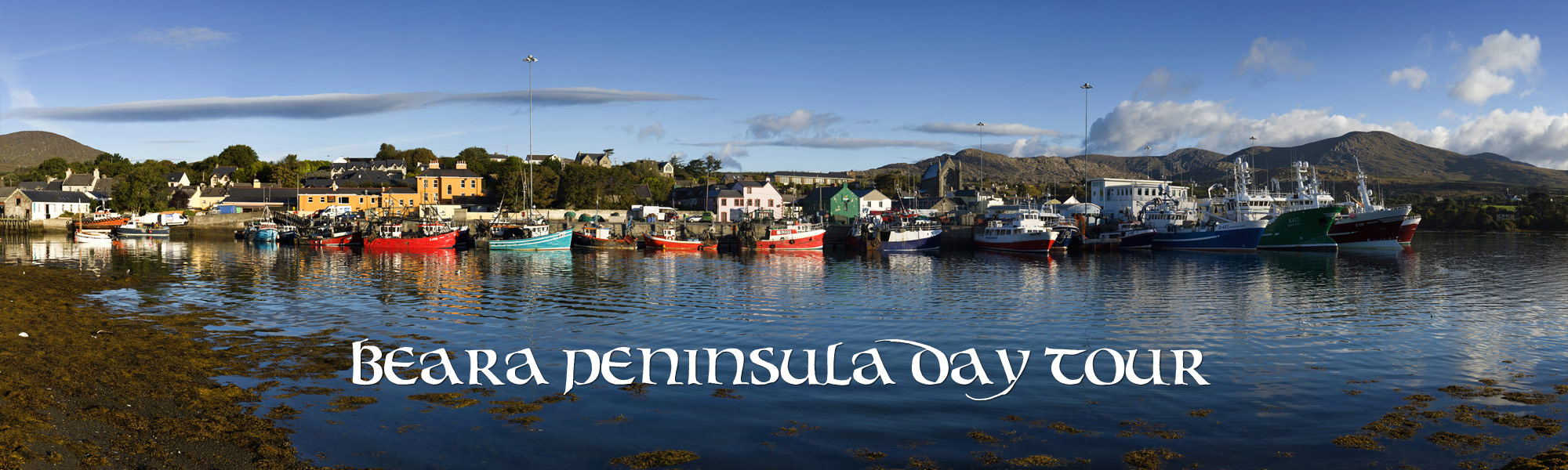 Beara Peninsula day tour