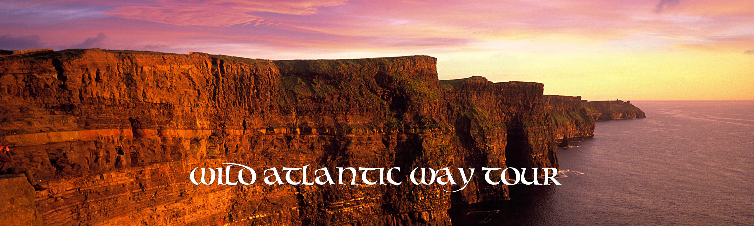 Wild Atlantic Way tour