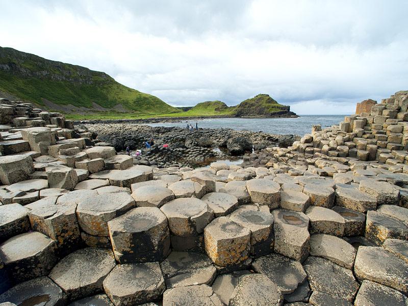 Giant's Causeway, Antrim Coast