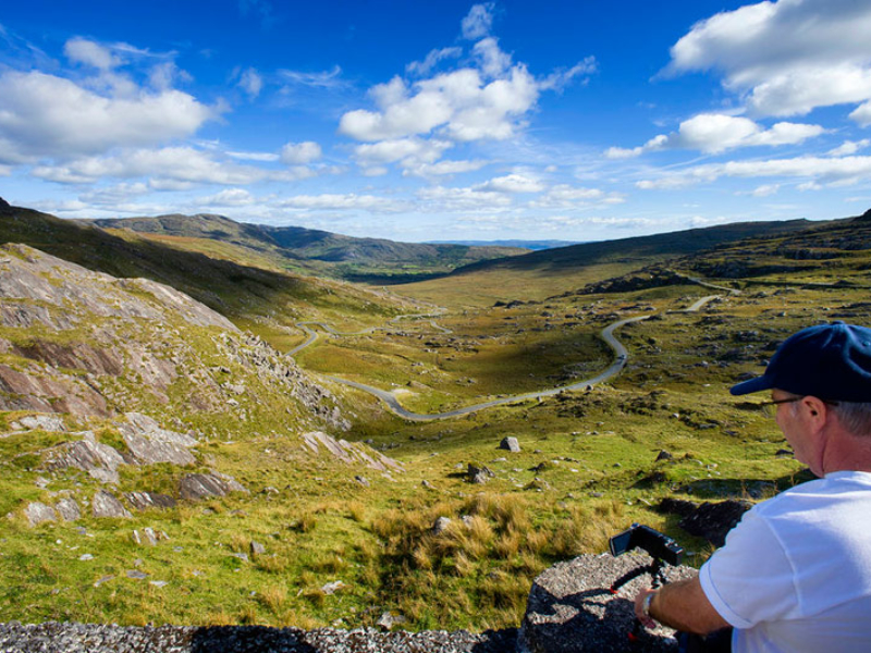 The Healy Pass