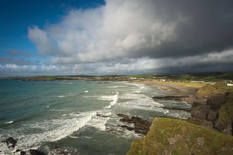 Owenahincha Beach, Rosscarbery, Co Cork