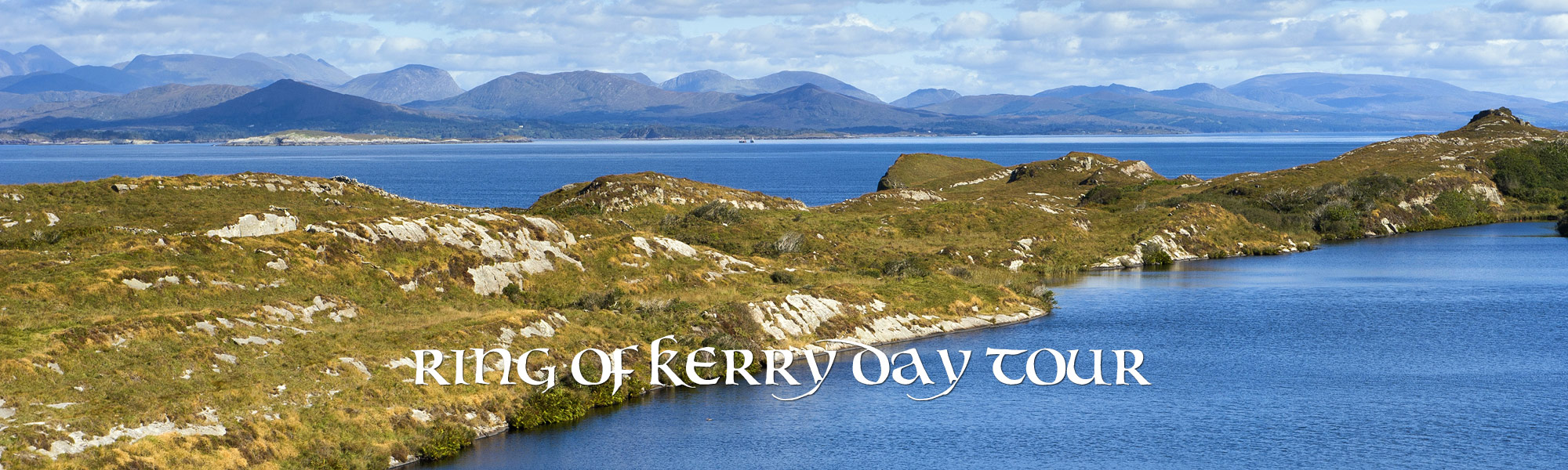 Ring of Kerry day tour