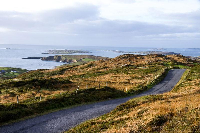Sky Road, Clifden