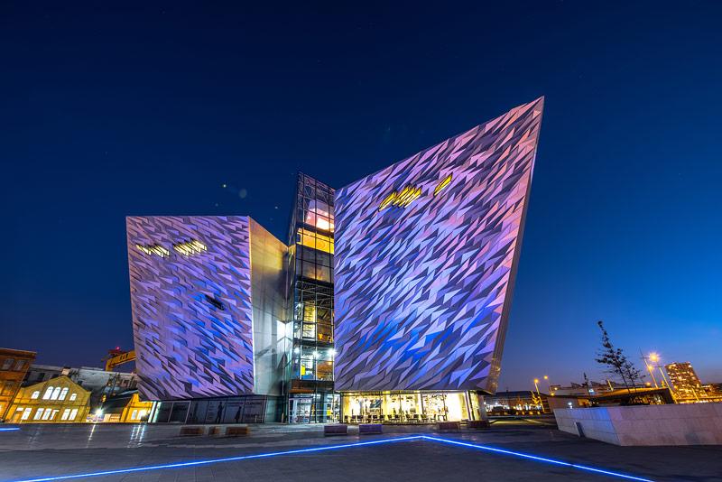 Titanic Visitor Centre Belfast