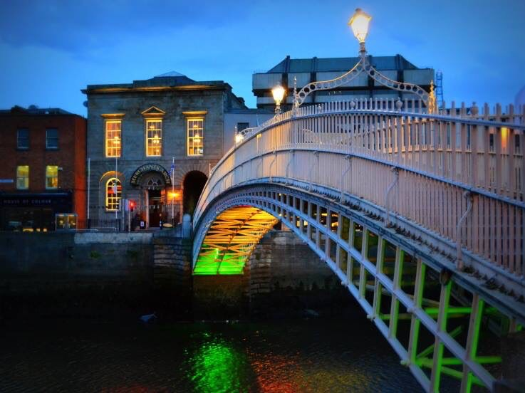 Private multi day tours from Dublin Airport