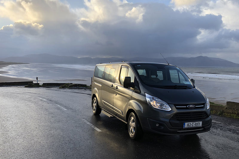 Classic Ireland Guided Tours minivan